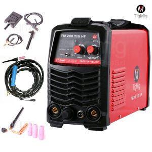Tigmig TIG DC TM 200 HF